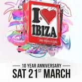 i love ibiza – 10 year anniversary